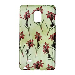Vintage Style Seamless Floral Wallpaper Pattern Background Galaxy Note Edge