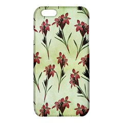 Vintage Style Seamless Floral Wallpaper Pattern Background iPhone 6/6S TPU Case
