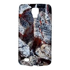 Wooden Hot Ashes Pattern Galaxy S4 Active