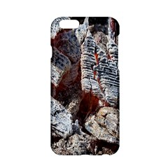 Wooden Hot Ashes Pattern Apple Iphone 6/6s Hardshell Case