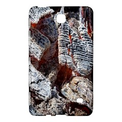 Wooden Hot Ashes Pattern Samsung Galaxy Tab 4 (8 ) Hardshell Case