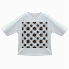 Pearly Pattern Half Tone Background Infant/toddler T Shirts