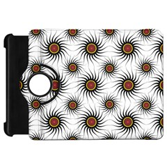 Pearly Pattern Half Tone Background Kindle Fire HD 7