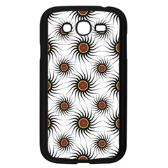 Pearly Pattern Half Tone Background Samsung Galaxy Grand DUOS I9082 Case (Black)