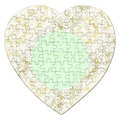 Seamless Abstract Background Pattern Jigsaw Puzzle (heart)