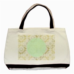 Seamless Abstract Background Pattern Basic Tote Bag