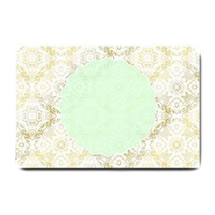 Seamless Abstract Background Pattern Small Doormat