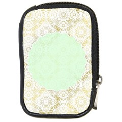 Seamless Abstract Background Pattern Compact Camera Cases