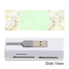 Seamless Abstract Background Pattern Memory Card Reader (stick)