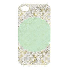 Seamless Abstract Background Pattern Apple Iphone 4/4s Hardshell Case