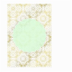 Seamless Abstract Background Pattern Large Garden Flag (Two Sides)