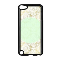 Seamless Abstract Background Pattern Apple Ipod Touch 5 Case (black)