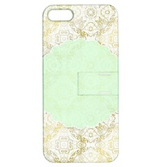 Seamless Abstract Background Pattern Apple Iphone 5 Hardshell Case With Stand