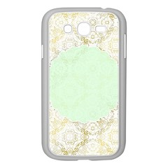 Seamless Abstract Background Pattern Samsung Galaxy Grand DUOS I9082 Case (White)