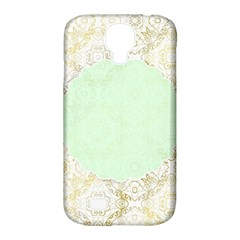 Seamless Abstract Background Pattern Samsung Galaxy S4 Classic Hardshell Case (PC+Silicone)
