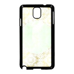 Seamless Abstract Background Pattern Samsung Galaxy Note 3 Neo Hardshell Case (black)