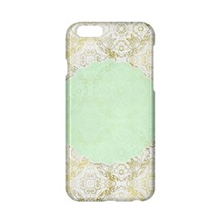 Seamless Abstract Background Pattern Apple iPhone 6/6S Hardshell Case
