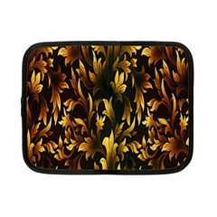 Loral Vintage Pattern Background Netbook Case (Small)