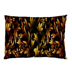 Loral Vintage Pattern Background Pillow Case (Two Sides)