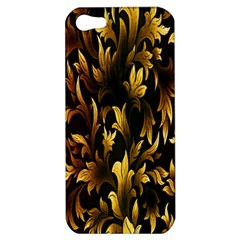 Loral Vintage Pattern Background Apple iPhone 5 Hardshell Case