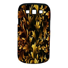 Loral Vintage Pattern Background Samsung Galaxy S III Classic Hardshell Case (PC+Silicone)