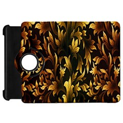 Loral Vintage Pattern Background Kindle Fire Hd 7