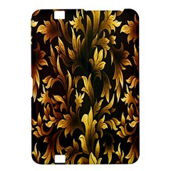 Loral Vintage Pattern Background Kindle Fire HD 8.9
