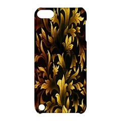 Loral Vintage Pattern Background Apple iPod Touch 5 Hardshell Case with Stand