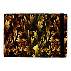 Loral Vintage Pattern Background Samsung Galaxy Tab Pro 10.1  Flip Case