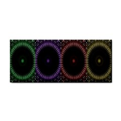 Digital Colored Ornament Computer Graphic Cosmetic Storage Cases
