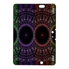 Digital Colored Ornament Computer Graphic Kindle Fire HDX 8.9  Hardshell Case