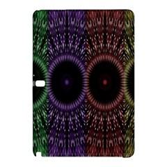 Digital Colored Ornament Computer Graphic Samsung Galaxy Tab Pro 10.1 Hardshell Case