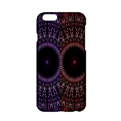 Digital Colored Ornament Computer Graphic Apple Iphone 6/6s Hardshell Case