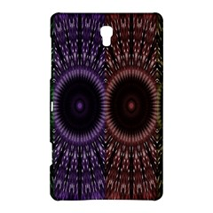 Digital Colored Ornament Computer Graphic Samsung Galaxy Tab S (8 4 ) Hardshell Case