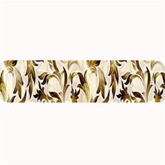 Floral Vintage Pattern Background Large Bar Mats