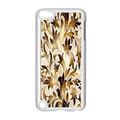Floral Vintage Pattern Background Apple iPod Touch 5 Case (White)