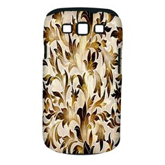 Floral Vintage Pattern Background Samsung Galaxy S III Classic Hardshell Case (PC+Silicone)