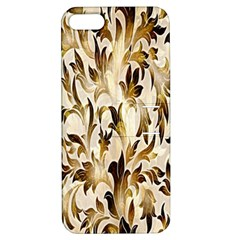 Floral Vintage Pattern Background Apple iPhone 5 Hardshell Case with Stand
