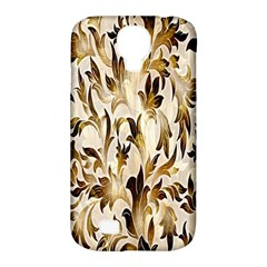 Floral Vintage Pattern Background Samsung Galaxy S4 Classic Hardshell Case (PC+Silicone)