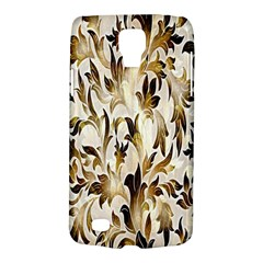 Floral Vintage Pattern Background Galaxy S4 Active