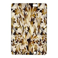 Floral Vintage Pattern Background Kindle Fire HDX 8.9  Hardshell Case