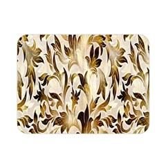 Floral Vintage Pattern Background Double Sided Flano Blanket (Mini)