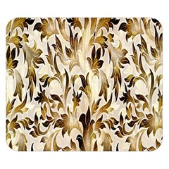 Floral Vintage Pattern Background Double Sided Flano Blanket (Small)