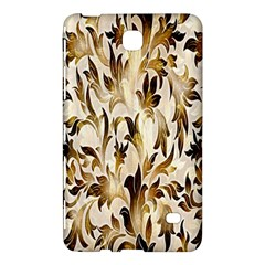Floral Vintage Pattern Background Samsung Galaxy Tab 4 (8 ) Hardshell Case