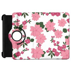 Vintage Floral Wallpaper Background In Shades Of Pink Kindle Fire HD 7