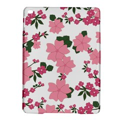 Vintage Floral Wallpaper Background In Shades Of Pink iPad Air 2 Hardshell Cases