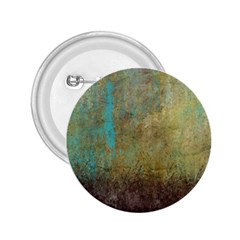 Aqua Textured Abstract 2 25  Buttons