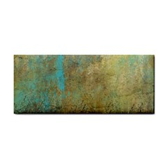 Aqua Textured Abstract Cosmetic Storage Cases