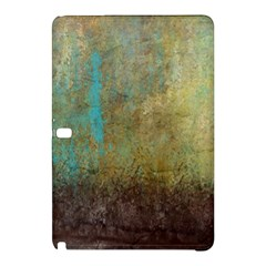 Aqua Textured Abstract Samsung Galaxy Tab Pro 10 1 Hardshell Case