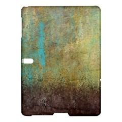 Aqua Textured Abstract Samsung Galaxy Tab S (10 5 ) Hardshell Case